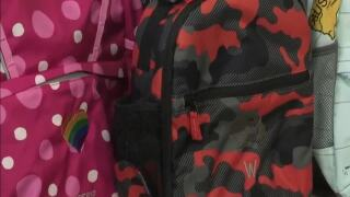 Lands' End hosts Backpack Day