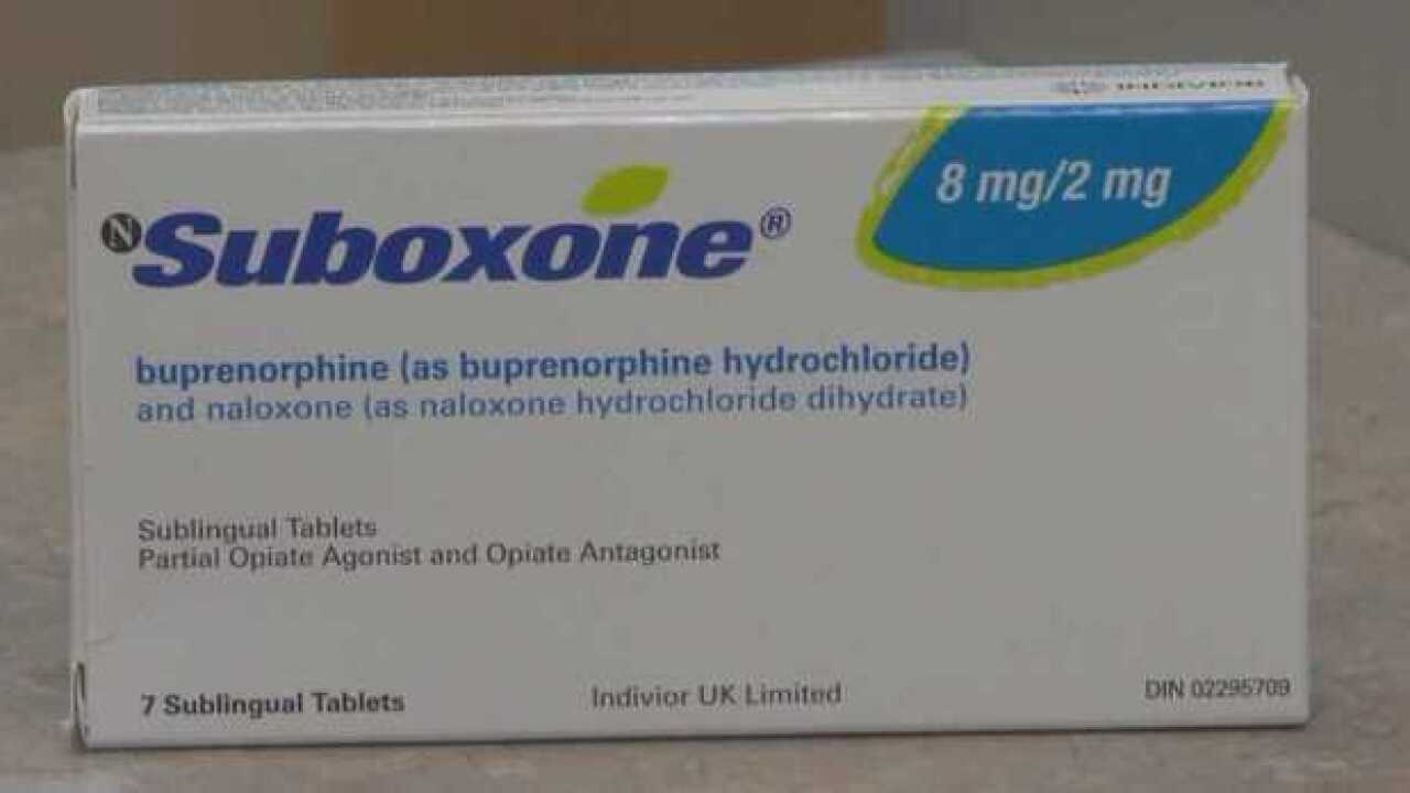 Center takes strict approach to suboxone treatment