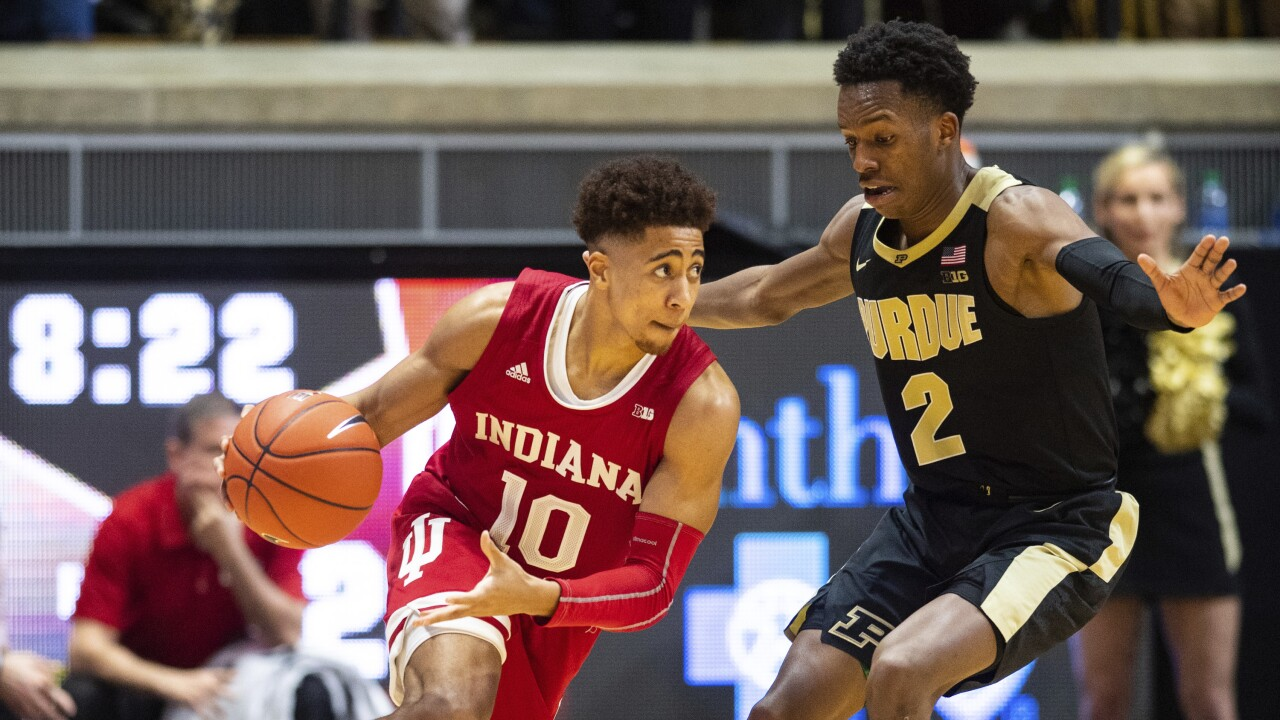 Indiana Purdue Basketball