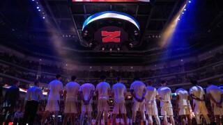 Nebraska basketball starting lineup