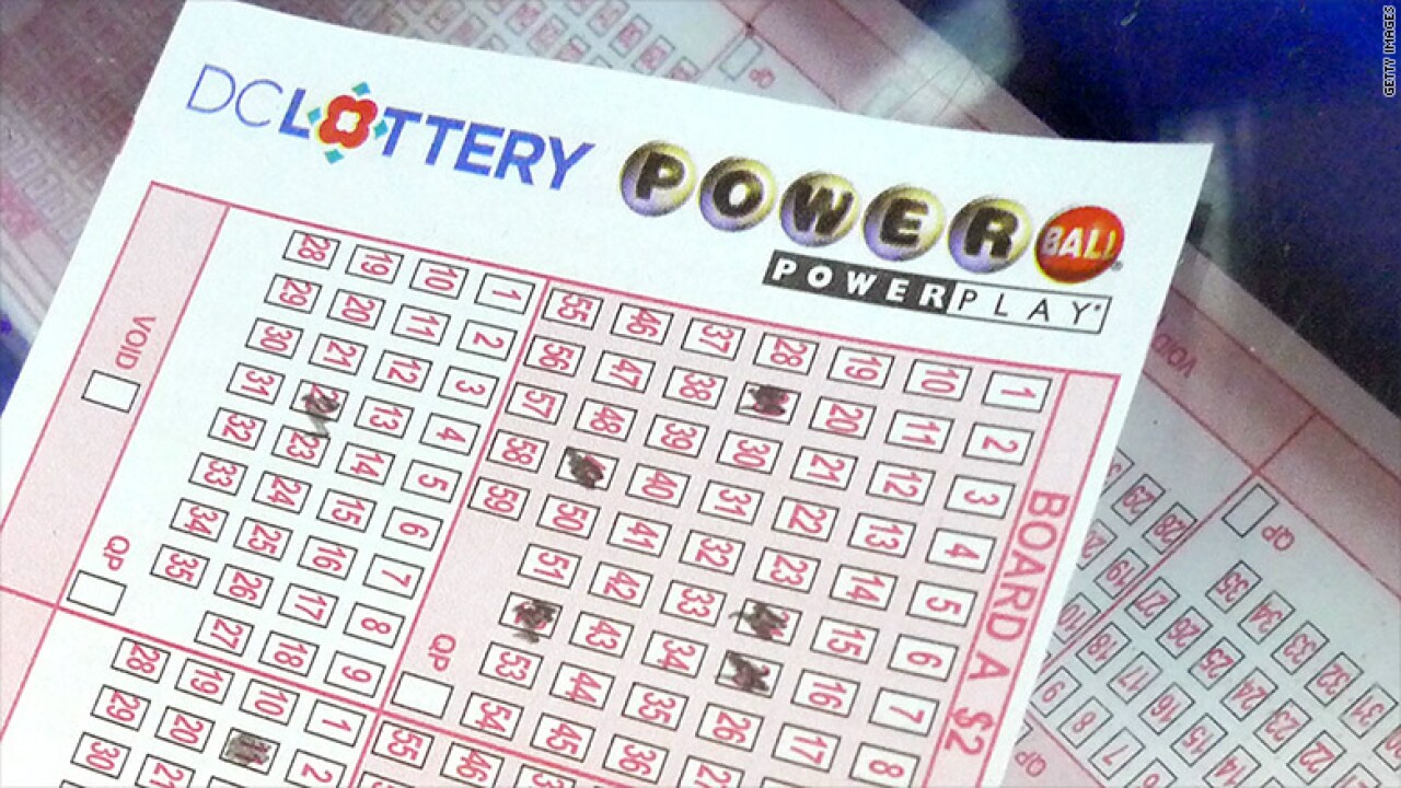 Powerball winning numbers announced for $535M jackpot