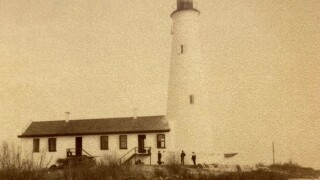 St. Mark's Lighthouse, 200 years of lighting the way for sailors on Apalachee Bay