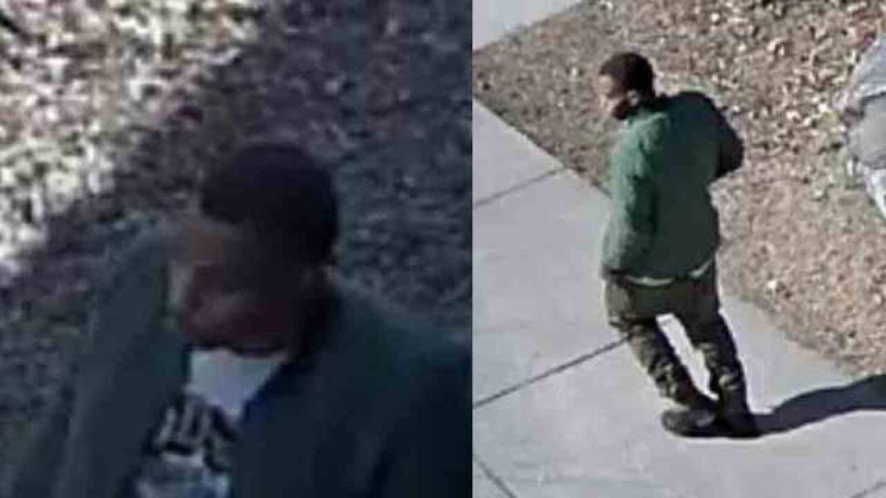 ID Of Clemmons' Passenger Sought, Pics Released