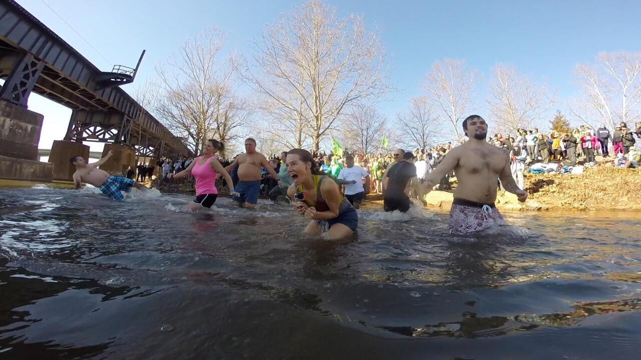 2nd Annual Shiver in theRiver