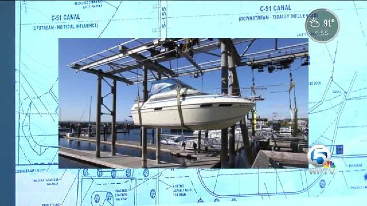 Neighbors concerned over boat lift project, planners continue working out details