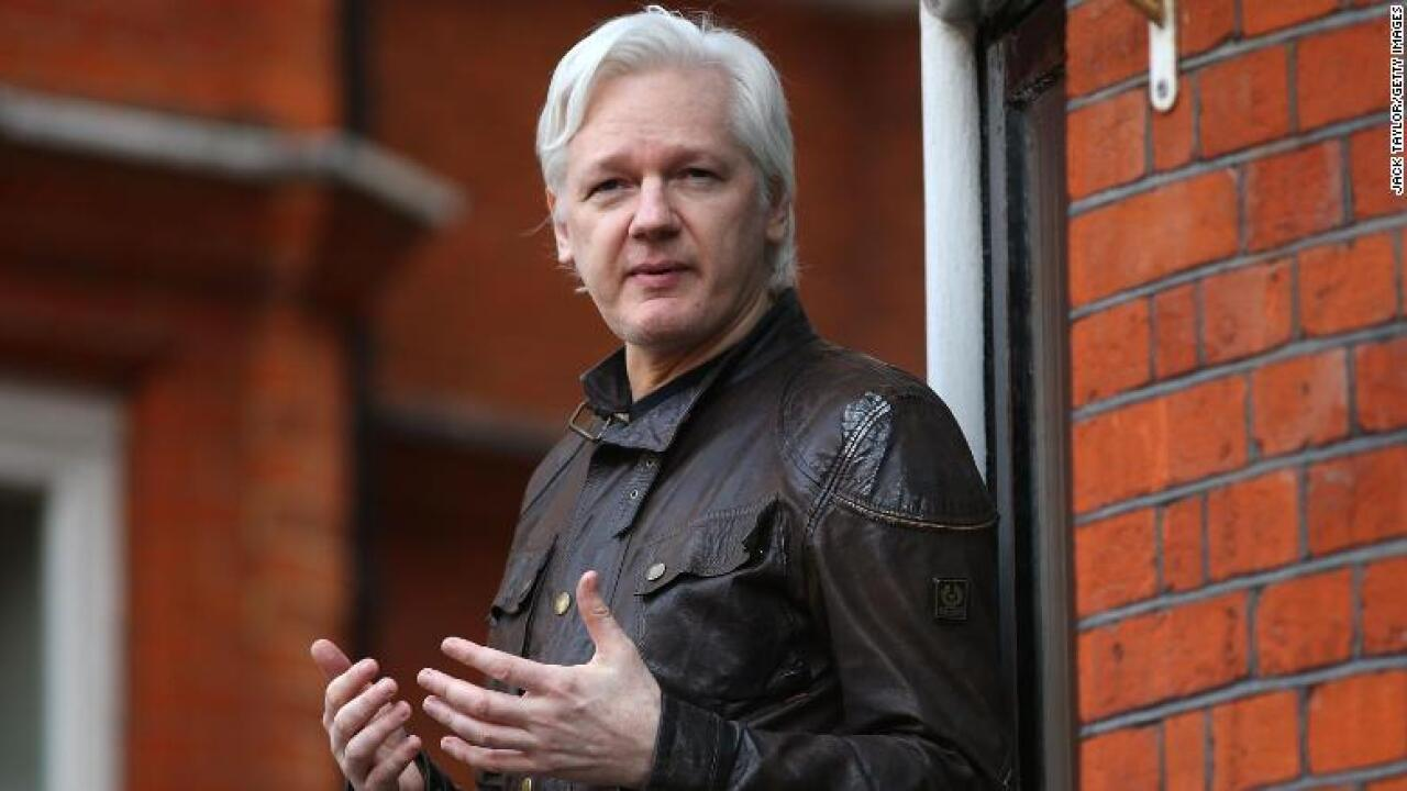Sweden reopens Julian Assange rape investigation