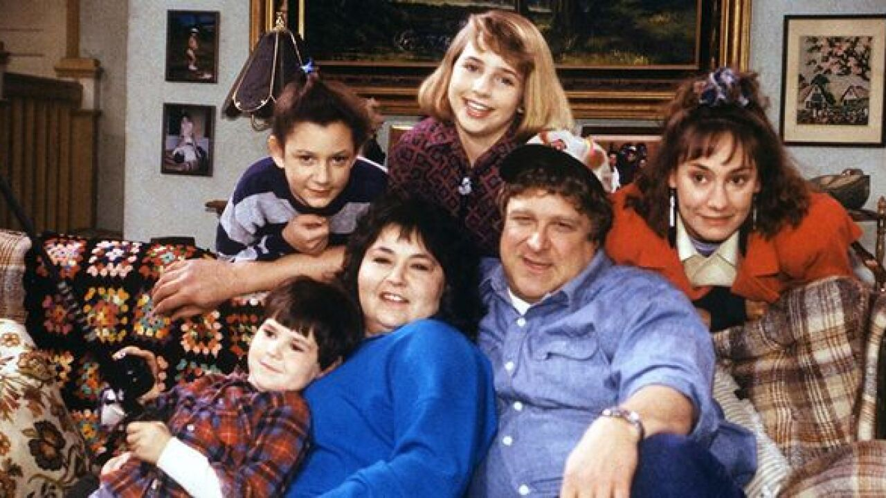 'Roseanne' trailer brings back the whole cast — including Dan