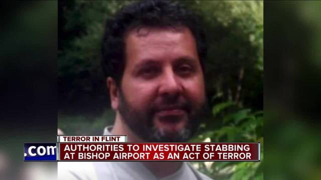 Man charged in Bishop attack faces judge