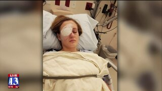 Gift of Hope: Young woman given new outlook on life with cornea transplant