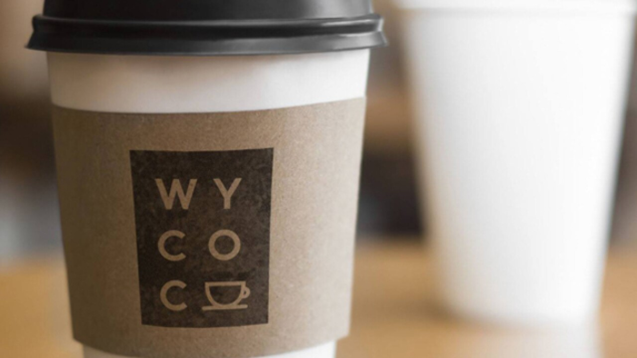 There's a new coffee shop brewing in Wyoming