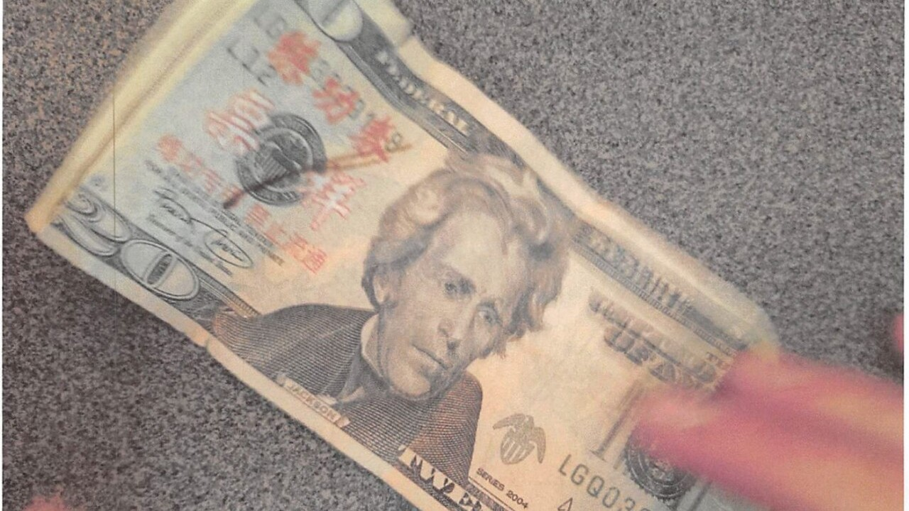 Stevensville PD: Be on the lookout for bogus money