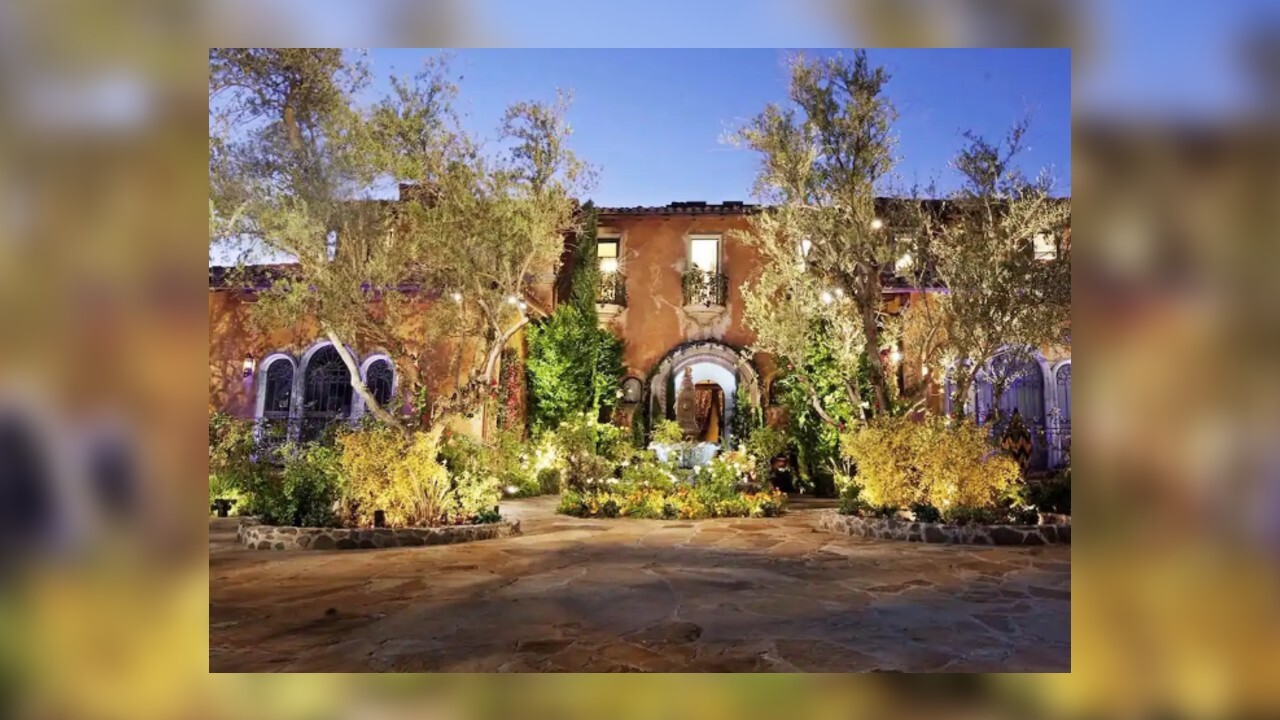 'The Bachelor' mansion available to rent on Airbnb for $6,000 a night