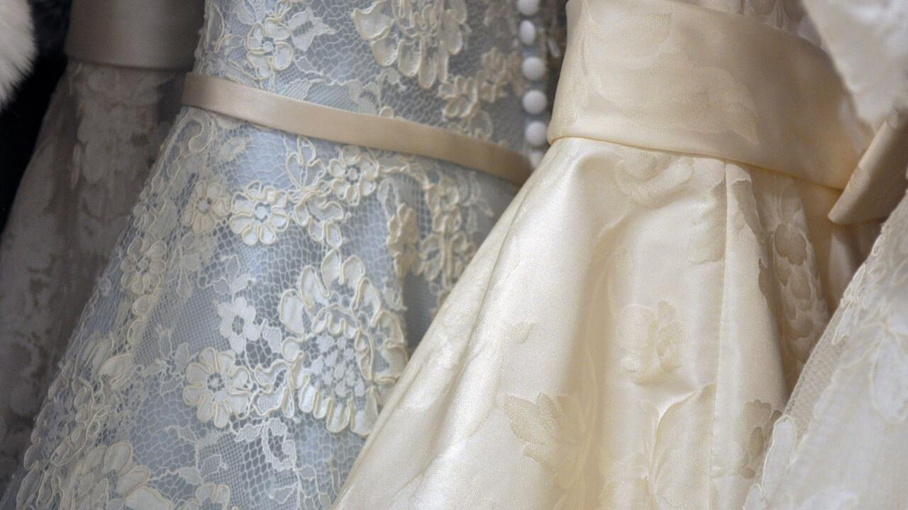 Virginia bridal shop giving away 50 wedding gowns to engaged health care workers