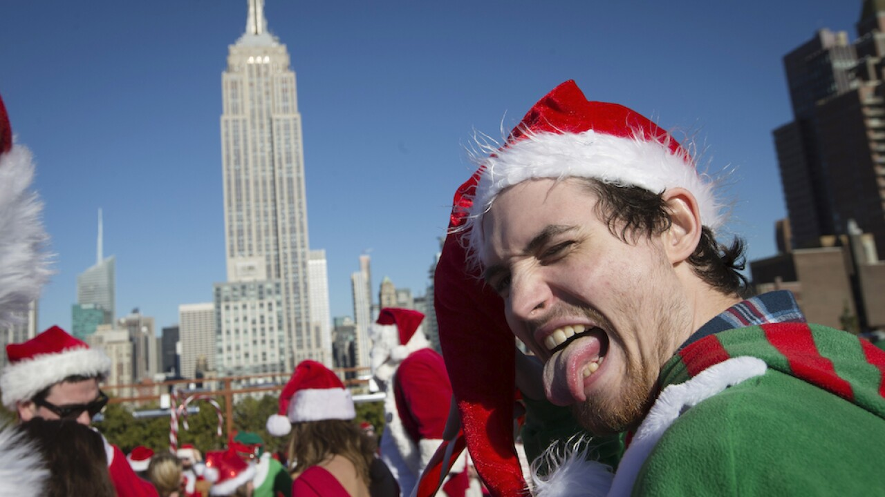 SantaCon 2020 in New York canceled amid coronavirus pandemic