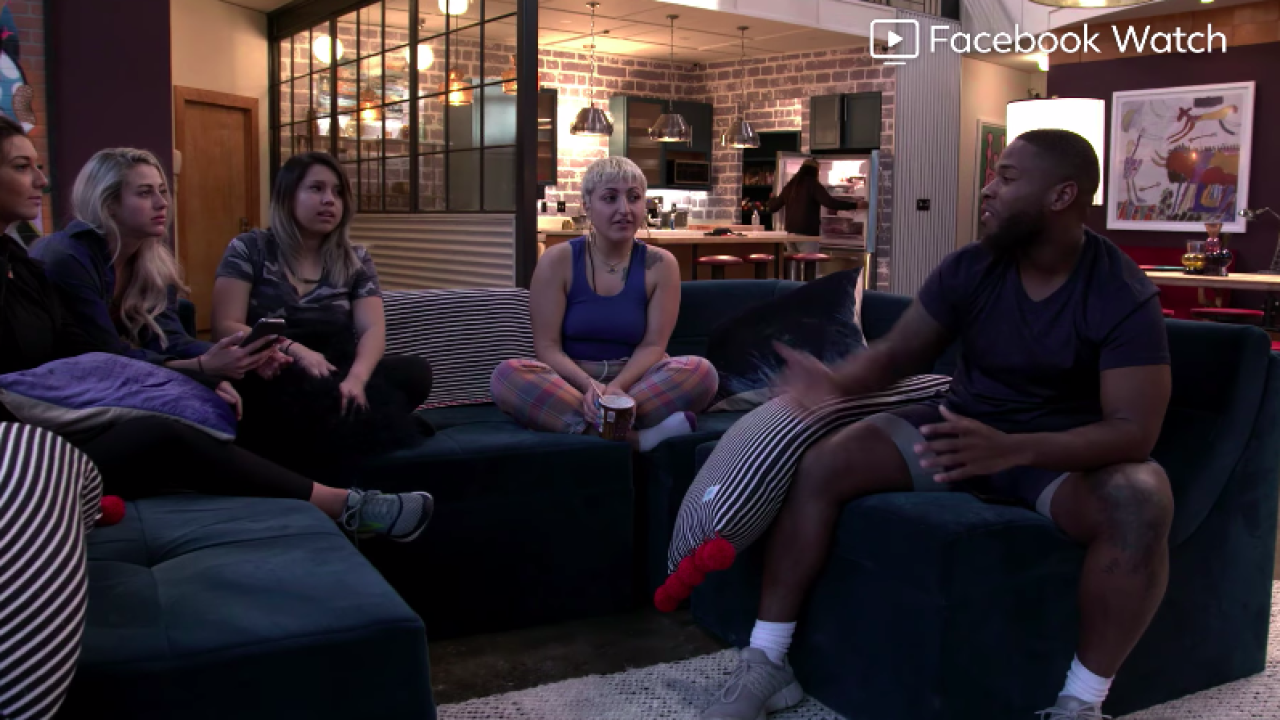 'The Real World' from MTV is back, but only on Facebook Watch