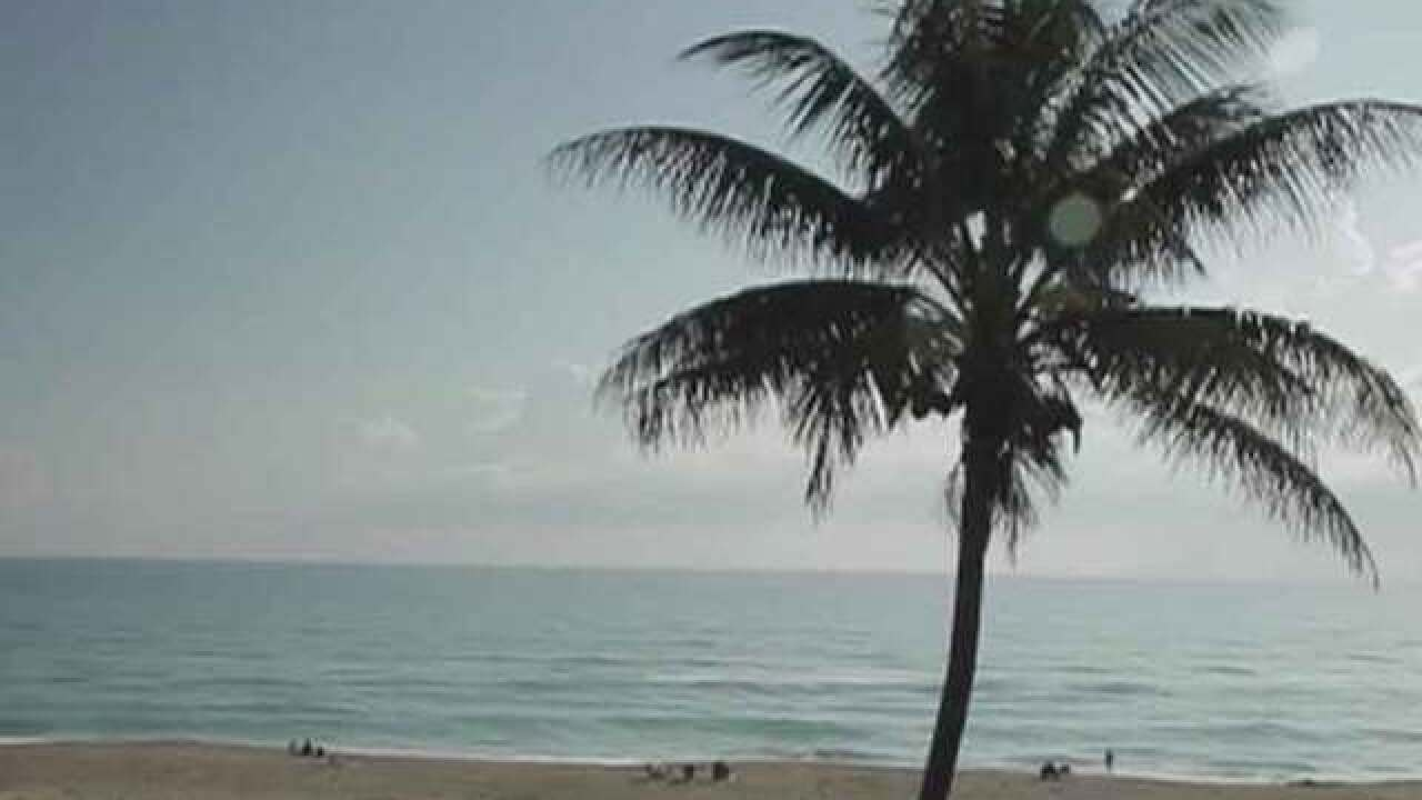 All Martin County beaches with lifeguards open Tuesday, Many Palm Beach Co. beaches closed Wednesday