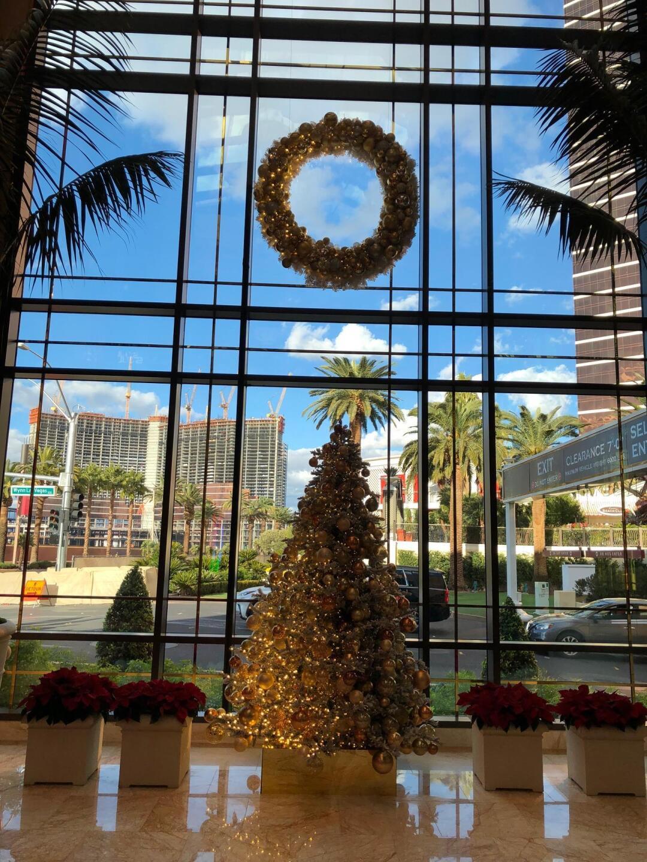 Christmas In Vegas.Photos Christmas Trees In Las Vegas 2018