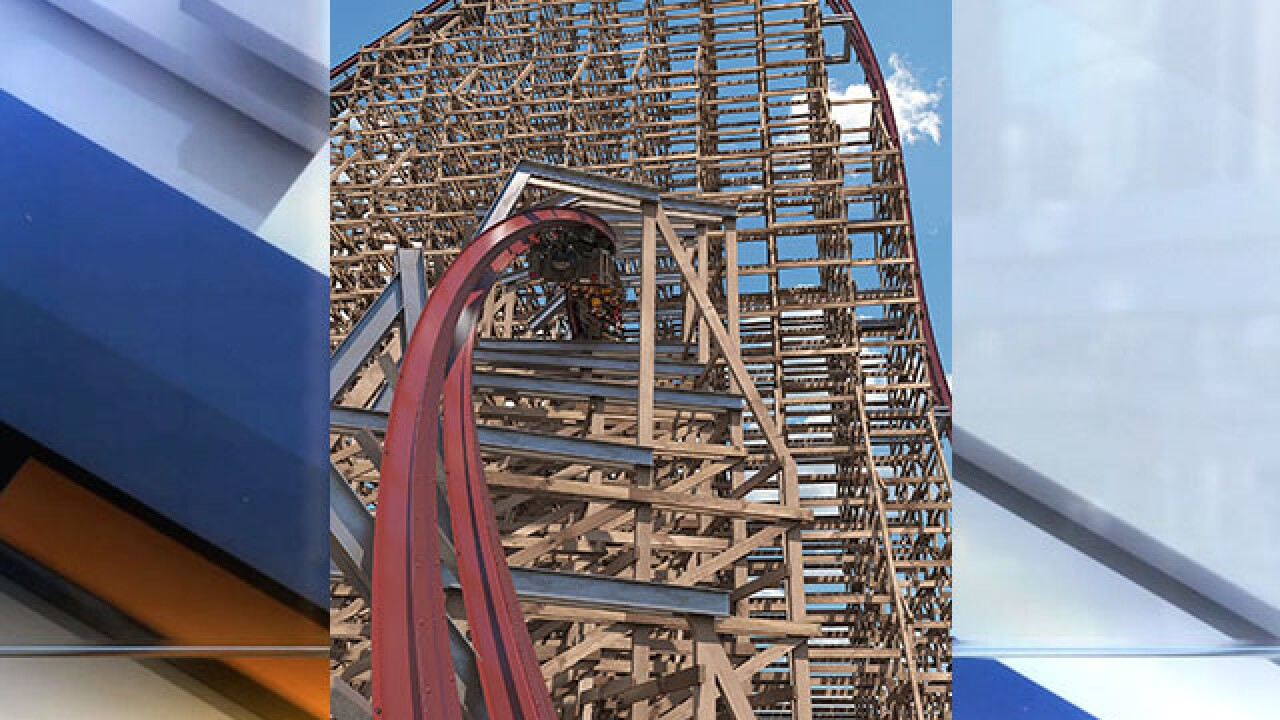 Cedar Point's Steel Vengeance closed on opening day after trains bump into each other