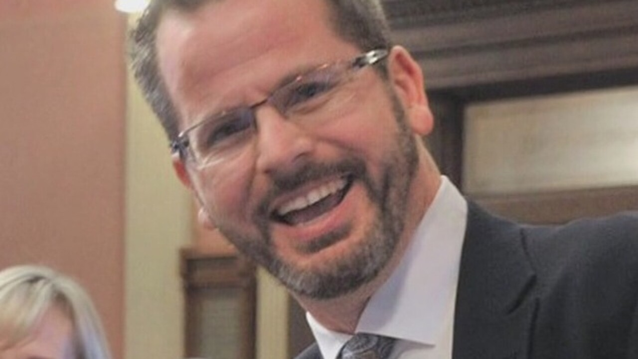 Attorney General Bill Schuette re-files felony charges against Todd Courser