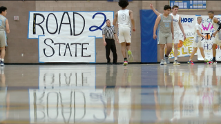 BCHS wins opening round of state playoff