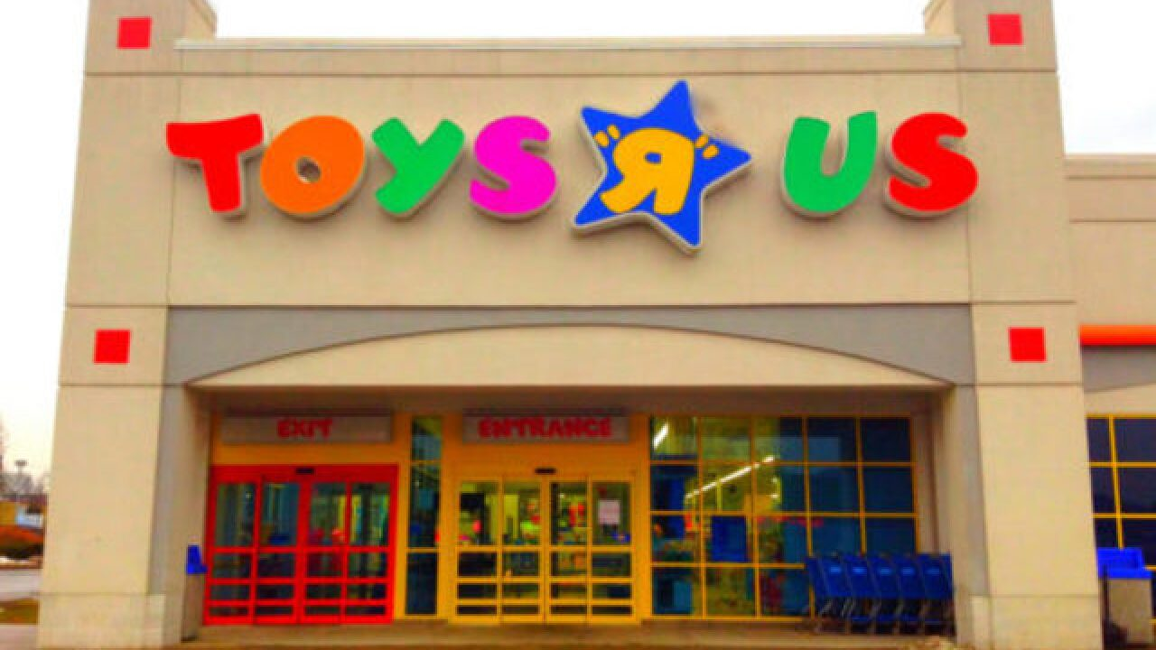 "Toy truck ignites; Toys ""R"" Us pulls item off shelves after fire"