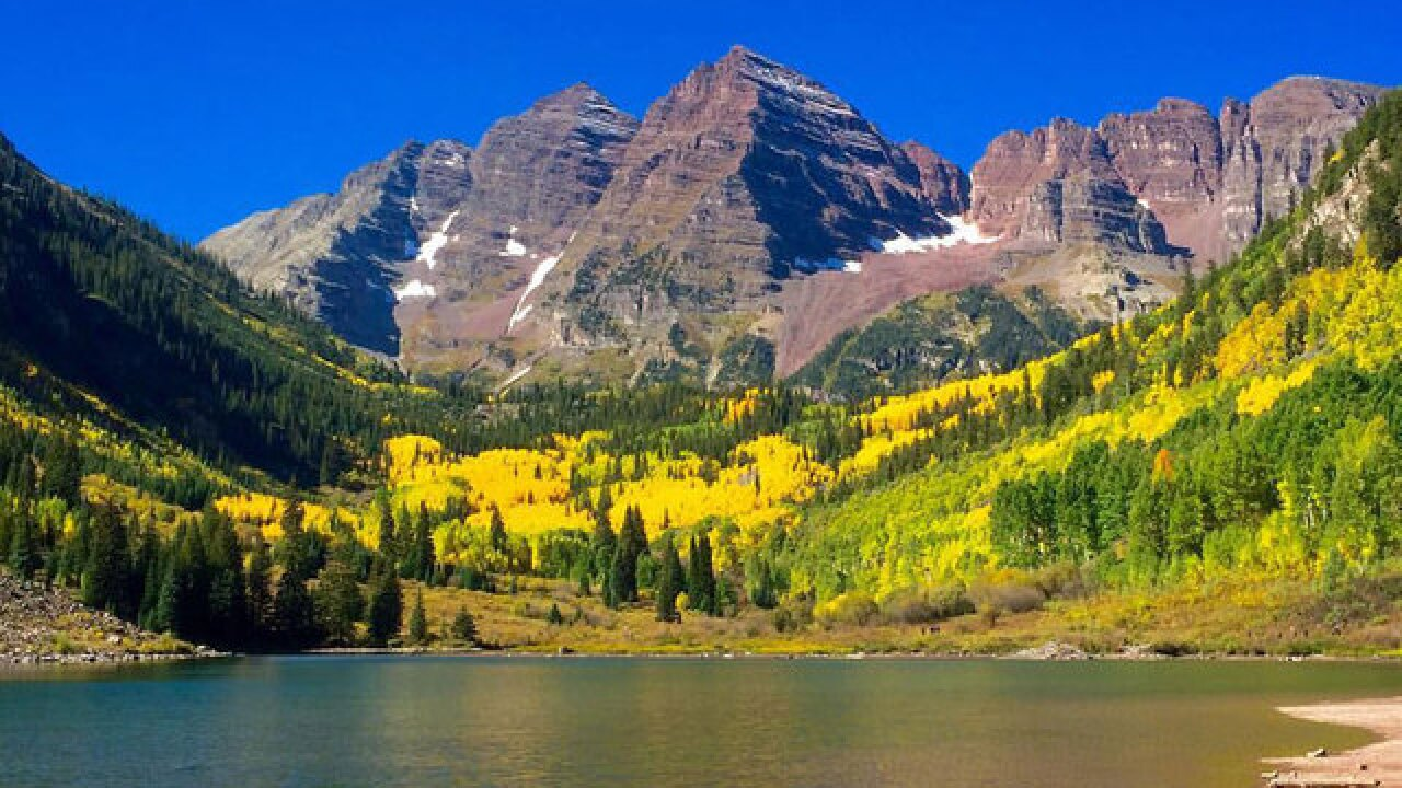 3 climbers rescued from Maroon Bells climb in Colorado