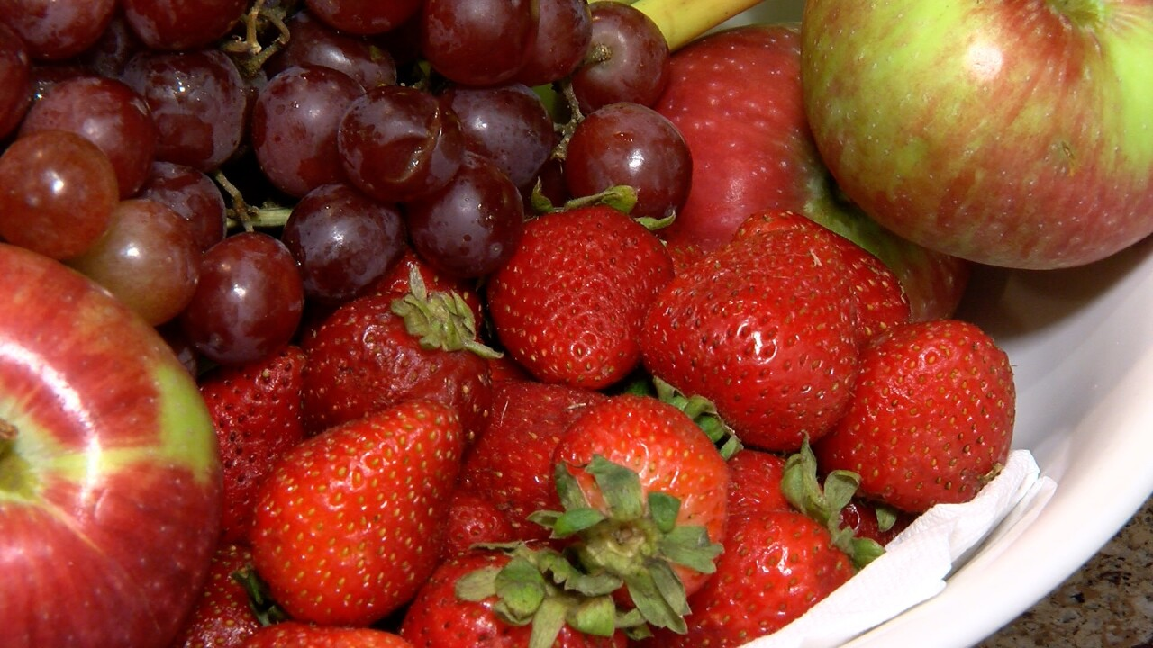 Want better grades? Try eating healthier