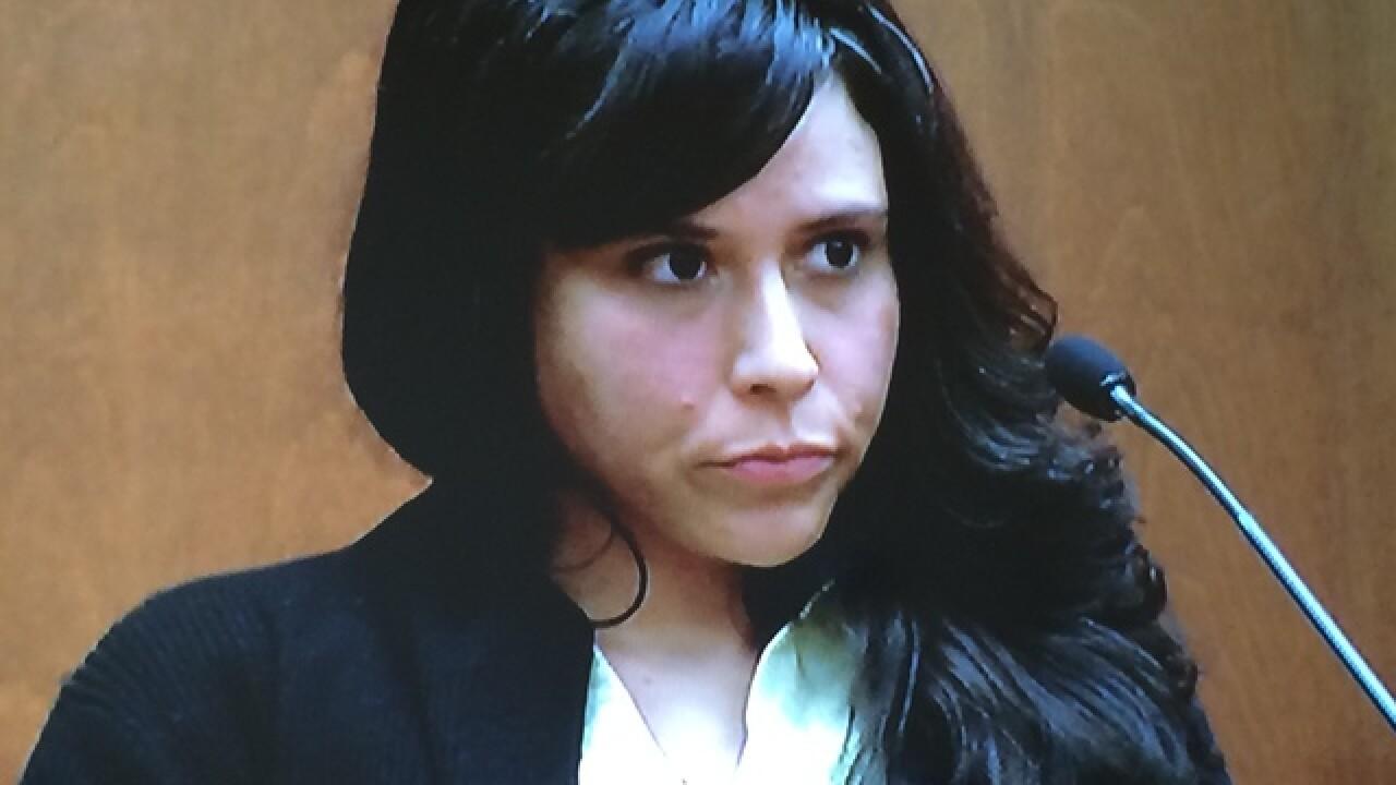 Appeals court vacates Sophia Richter conviction