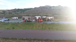 Fatal Crash on I-25 south of Colorado Springs