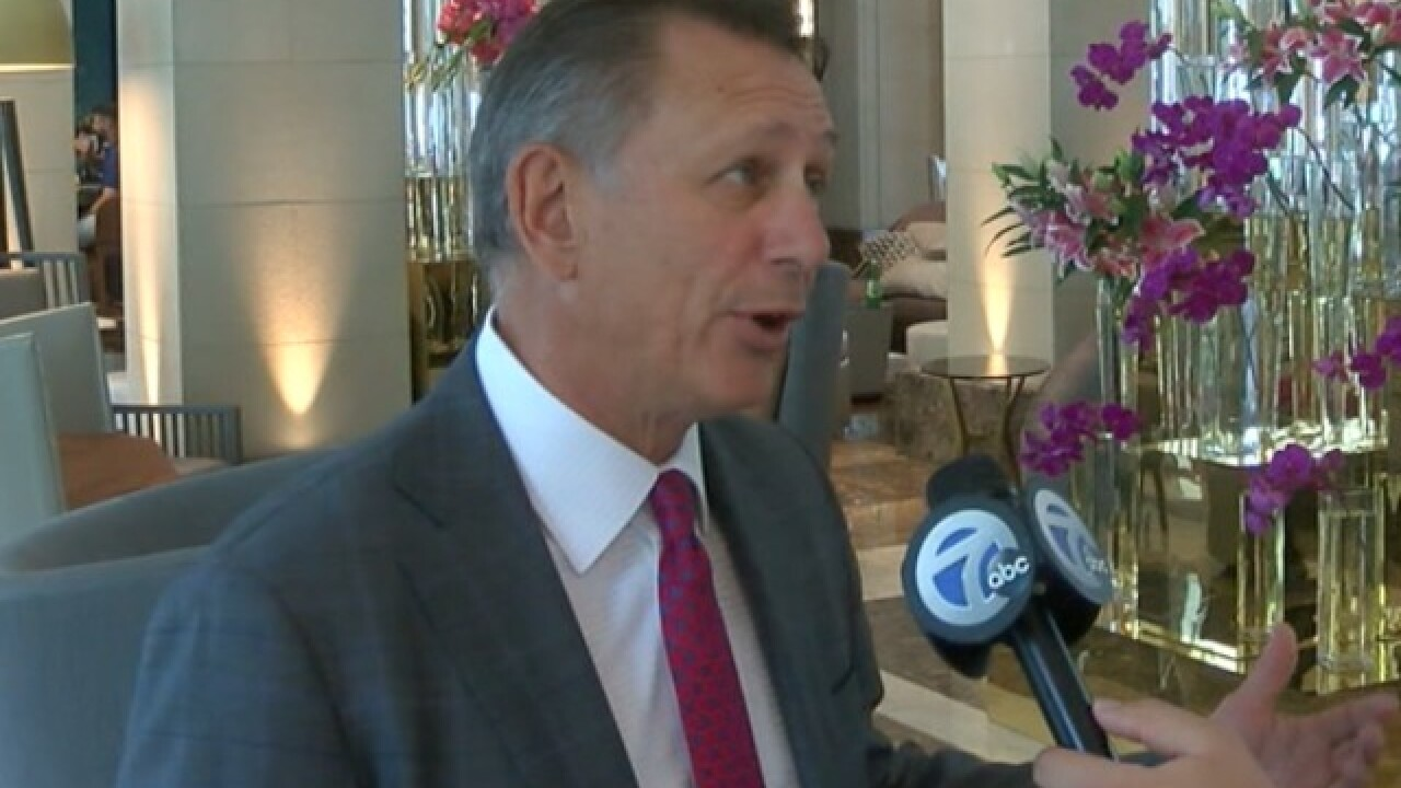 One-on-one with Ken Holland: Red Wings GM not eager to make trades, focused on future