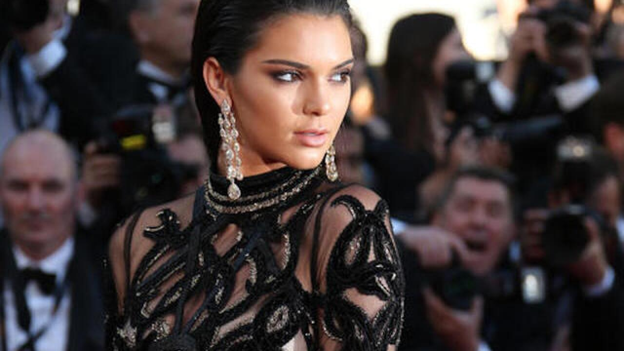 Man arrested at Kendall Jenner's home, charged with stalking