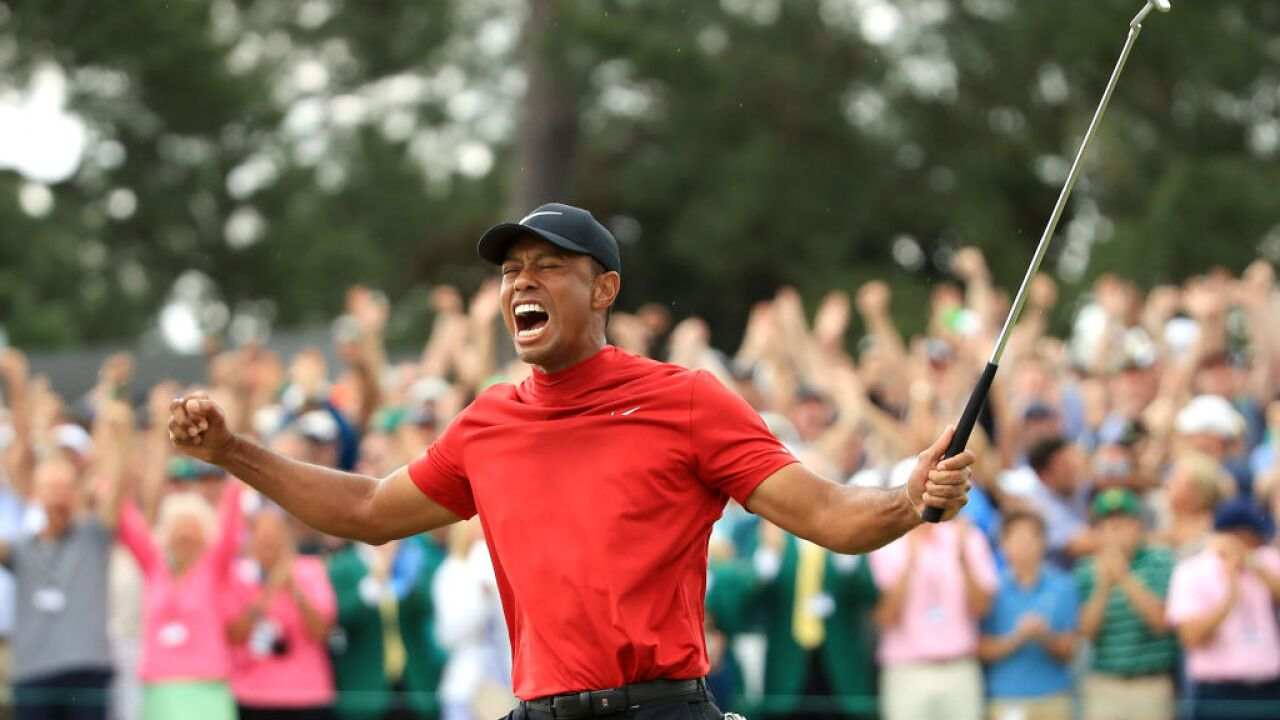 Tiger Woods wins 2019 Masters and gets 15th Major Championship
