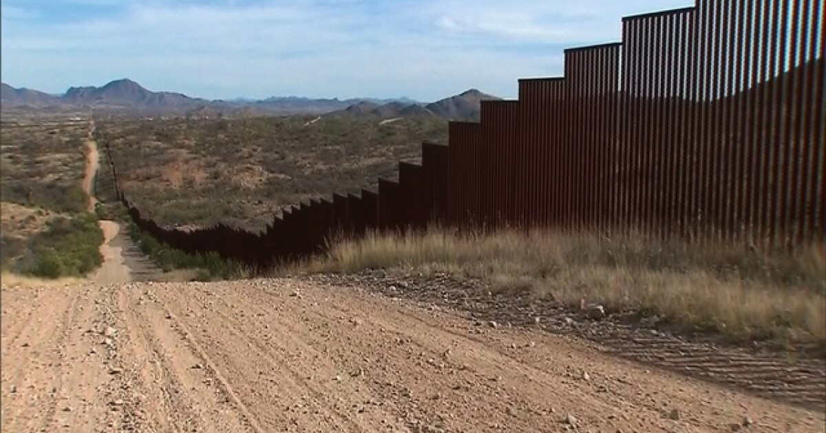 Border wall construction ends, leaving damage and problems behind