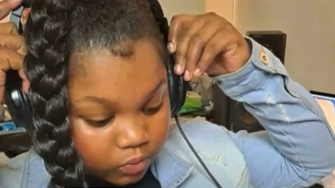 13-year-old rapper calls for an end to violence: 'I just want stuff to get better'