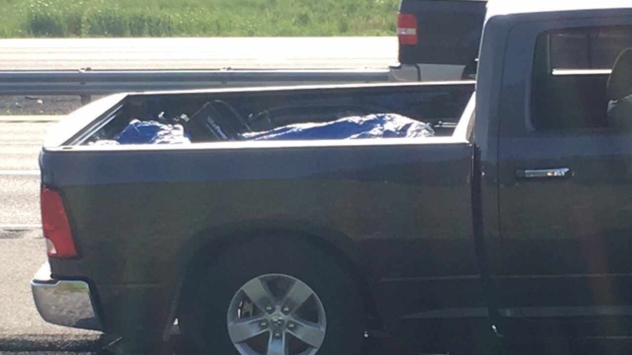 Vehicle batteries stolen from Indy Walmart