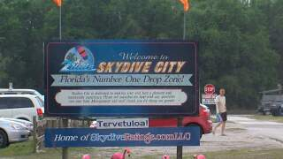Skydiver dies from hard landing at Skydive City