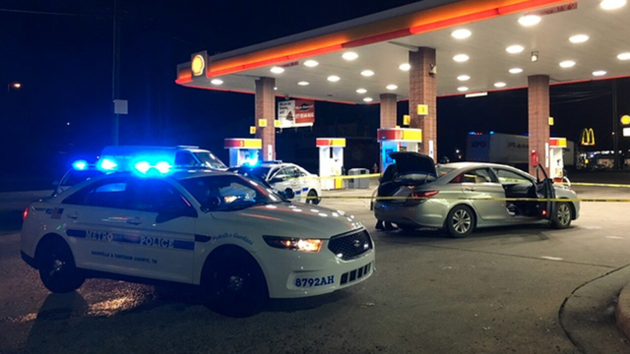Masked Gunman Shoots Woman In Attempted Robbery