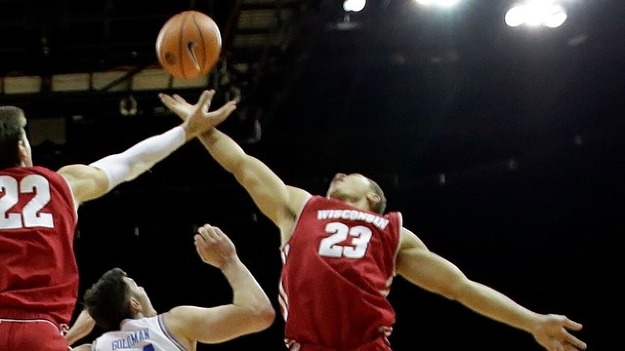 Wisconsin loses guard Kobe King to season-ending knee injury
