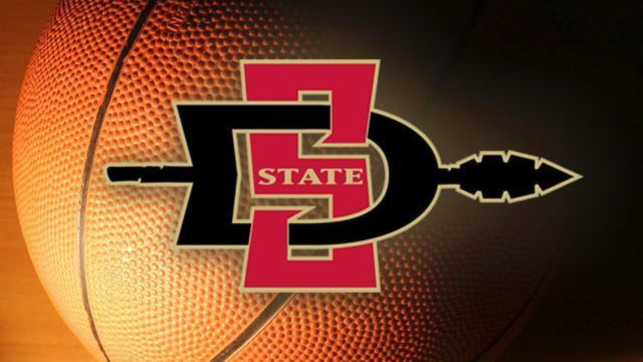 SDSU men's basketball burned by Sun Devils