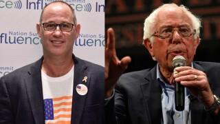 Fred Guttenberg Bernie Sanders