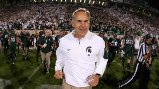 Fans react to news that Mark Dantonio is stepping down