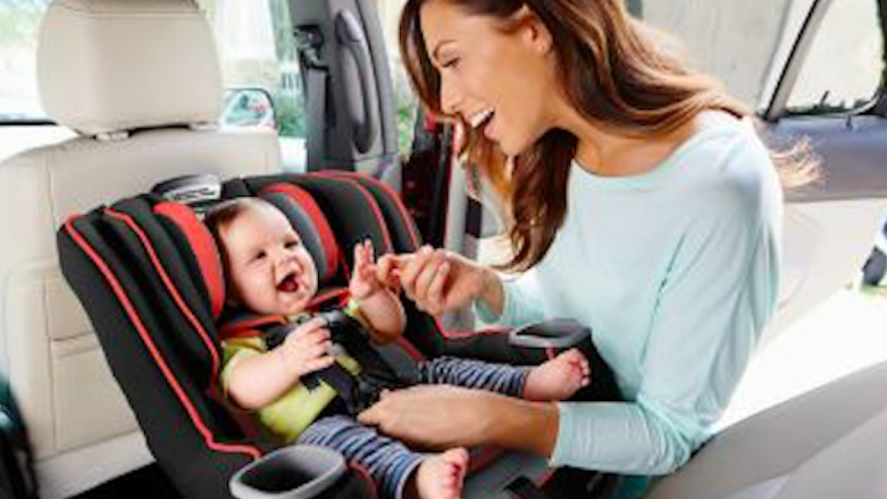 Graco Extend2Fit car seat on sale for $119.99 (regularly $199.99)