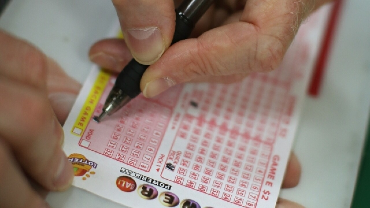 Key lottery leader out amid jackpot-fixing case