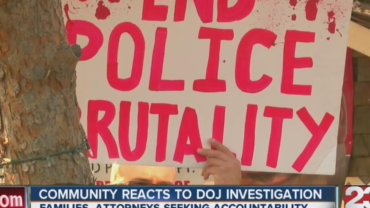 California investigates sheriff's office, PD