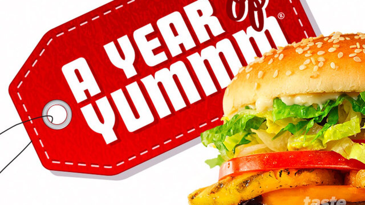 BARGAIN ALERT: Year of burgers for $99 from Red Robin