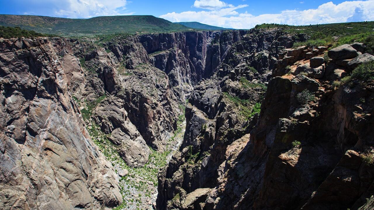 Black Canyon of the Gunnison by Russell J Bennett (2).jpg