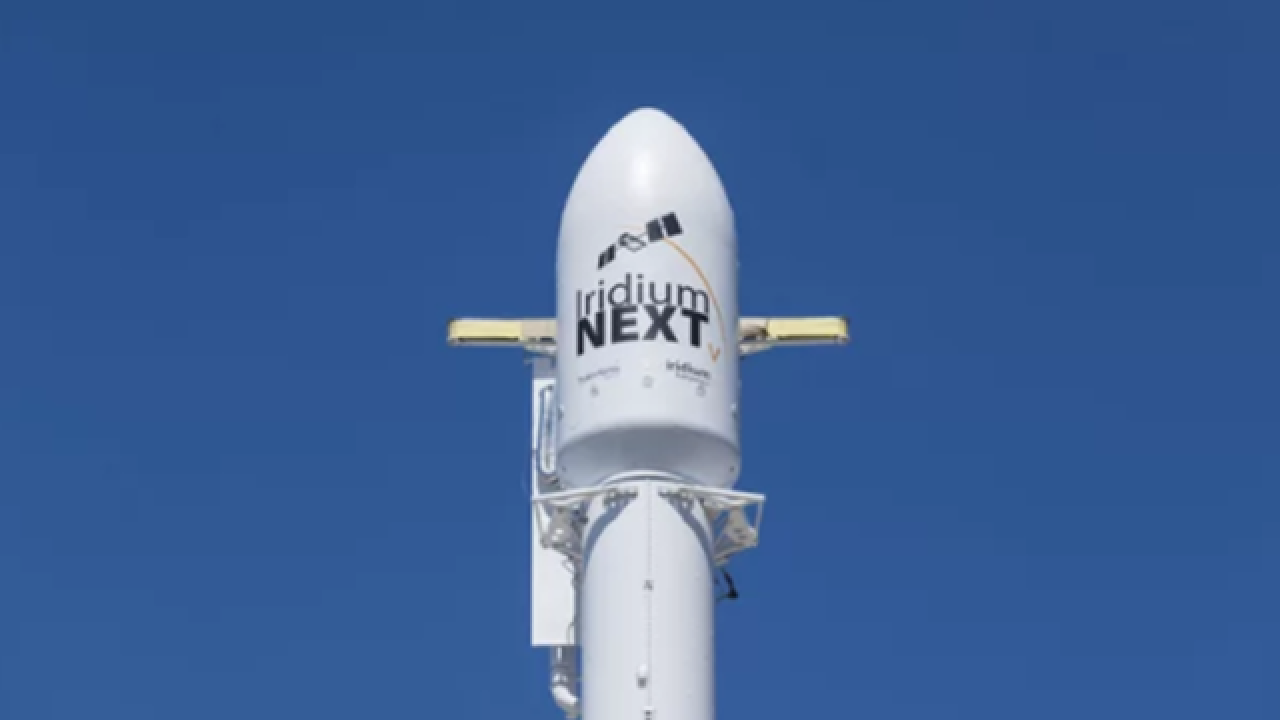 SpaceX to launch 10 satellites on a used Falcon 9 rocket on Friday