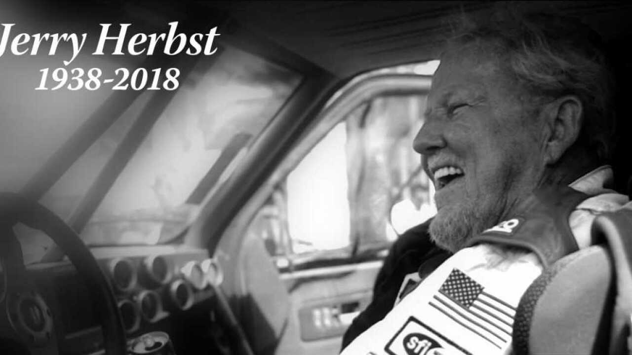 Services Announced For Jerry Herbst Founder Of Terrible Herbst