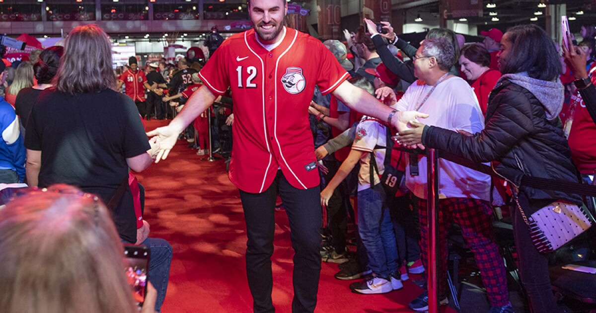 GALLERY: High-fives, autographs and smiles at Redsfest 2019