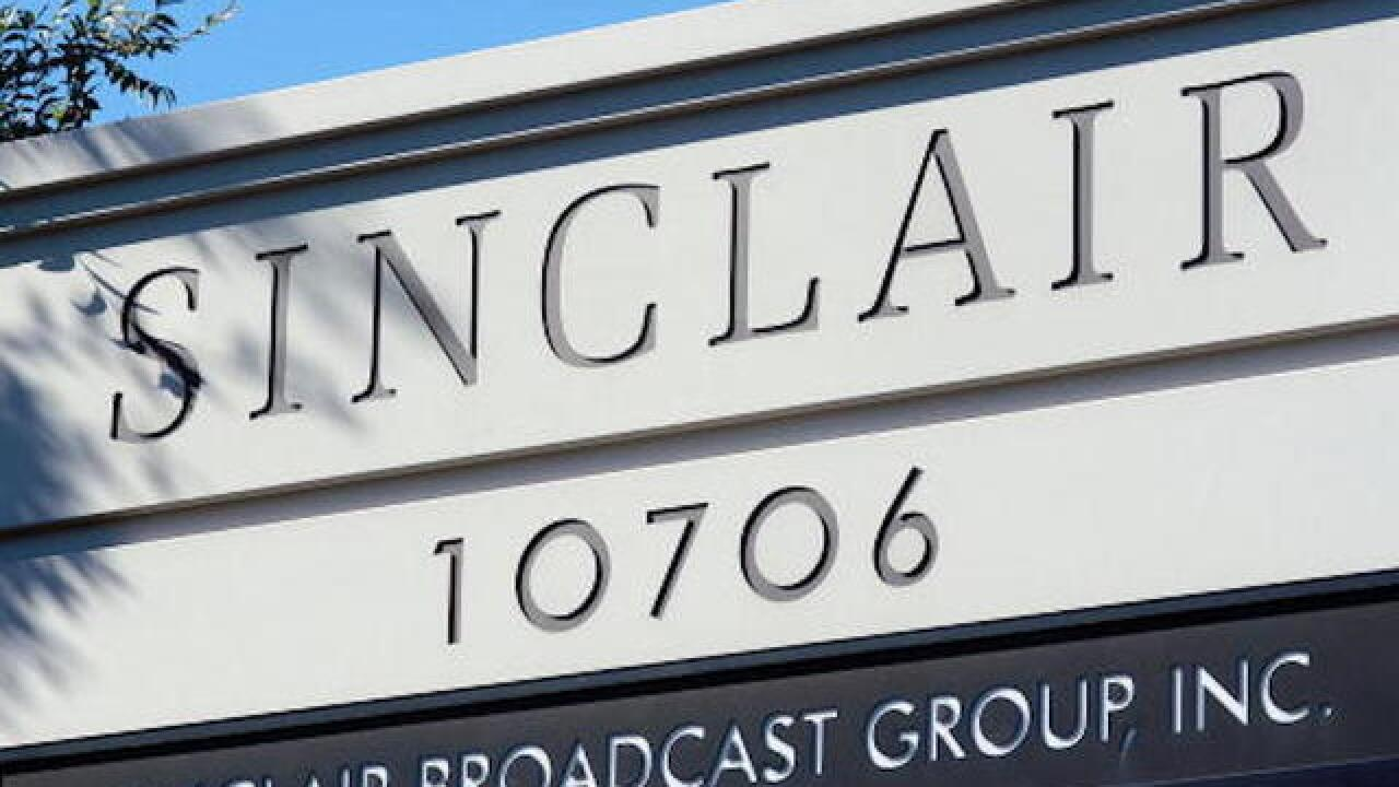 Sinclair's new media-bashing promos rankle local anchors